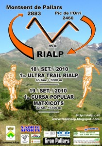 Ultra Trail Rialp