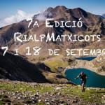 7a. Edición RialpMatxicots 17 i 18 de setembre