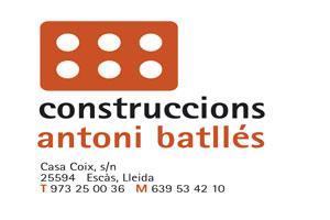 ANTONI-BATLLES