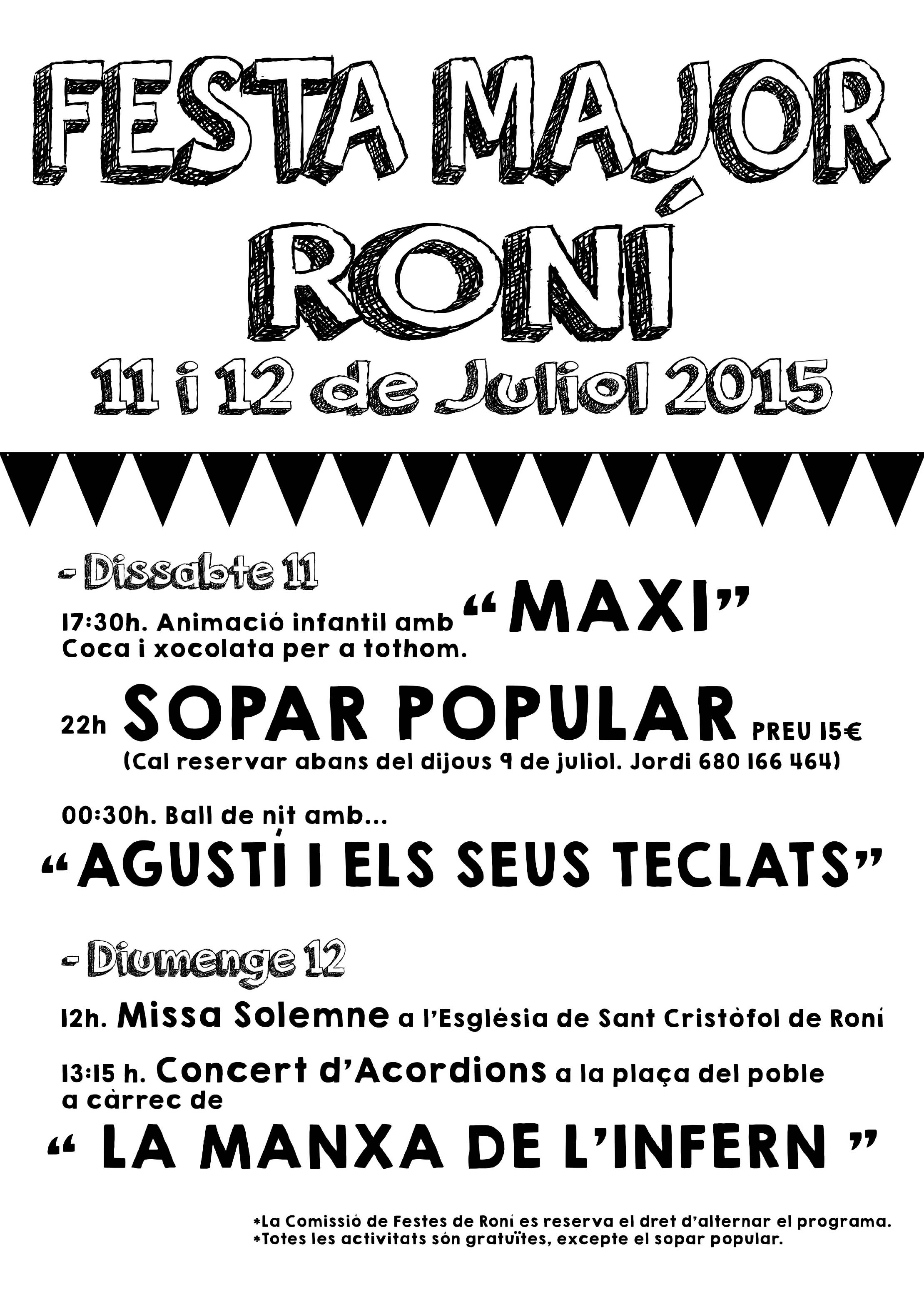 CARTELL RONi