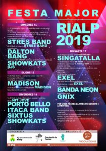 Festa Major de Rialp